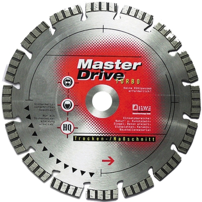Master Drive Turbo 10 mm